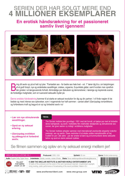 Instruktionsfilm Sex