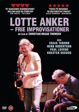 LOTTE ANKER-FRIE IMPROVISATIONER - DVD