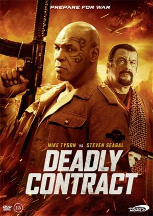 Deadly Contract DVD
