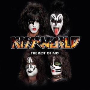 KISSWORLD - THE BEST OF KISS lp
