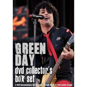 GREEN DAY DVD COLLECTORS BOX