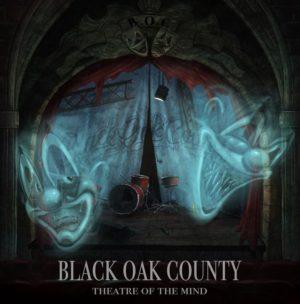 Black Oak County - Theatre Of Mind - cd