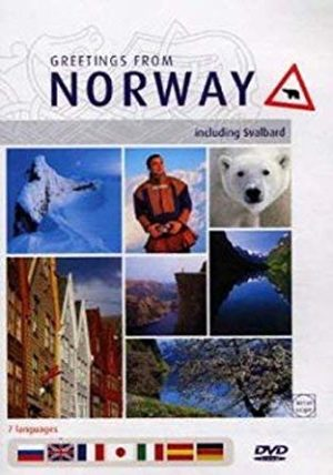 Gretings From Norway (7 languages) - DVD