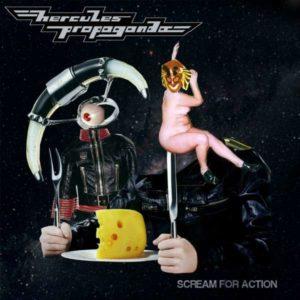 HERCULES PROPGANDA - Scream for Action - Vinyl LP